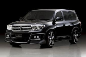 Toyota Land Cruiser (Тойота Ленд Крузер)