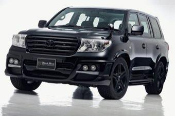Toyota Land Cruiser (Тойота Ленд Крузер)